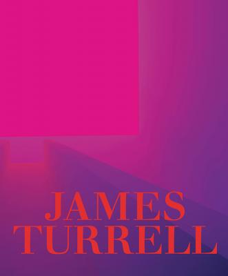The book jacket ofJames Turrell: A Retrospective. Credit: Alain Fievre.